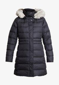 Tommy Hilfiger - NEW TYRA COAT - Down coat - black - 5