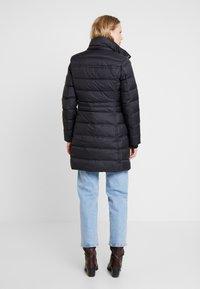 Tommy Hilfiger - NEW TYRA COAT - Down coat - black - 3