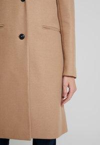 Tommy Hilfiger - BELLE BLEND CLASSICCOAT - Classic coat - camel - 4
