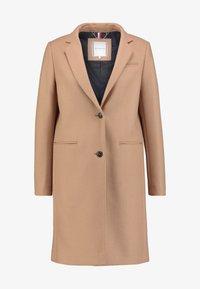 Tommy Hilfiger - BELLE BLEND CLASSICCOAT - Classic coat - camel - 5