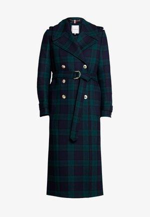 BELLE BLEND MILITARY COAT - Cappotto classico - black