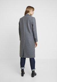 Tommy Hilfiger - ESSENTIAL CLASSIC LONG COAT - Zimní kabát - grey - 2