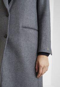 Tommy Hilfiger - ESSENTIAL CLASSIC LONG COAT - Zimní kabát - grey - 5