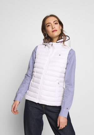 TH ESSENTIAL PACK VEST - Weste - white