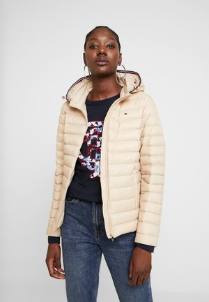 ESSENTIAL PACK - Down jacket - stone