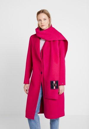 BIANCA SCARF COAT - Classic coat - bright jewel