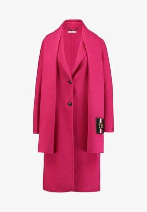 BIANCA SCARF COAT - Zimní kabát - bright jewel