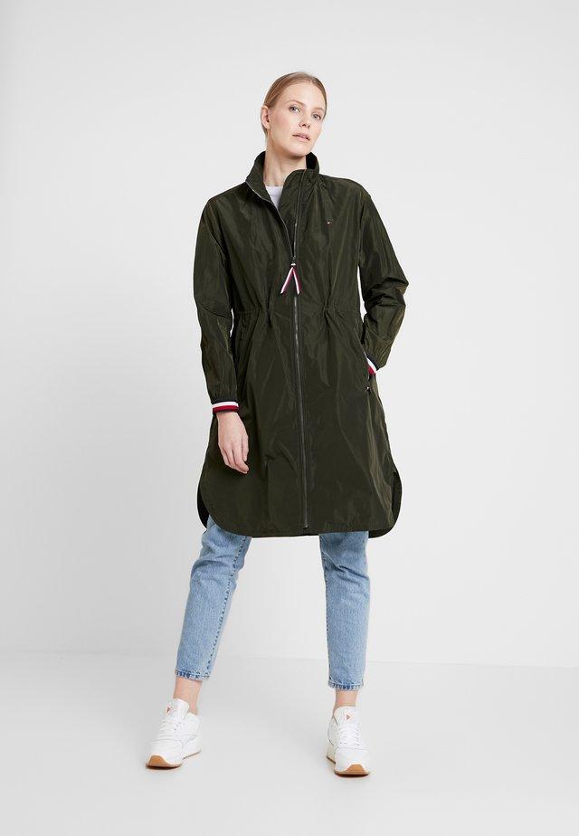 IGGY CITY COAT - Płaszcz wełniany /Płaszcz klasyczny - camo green