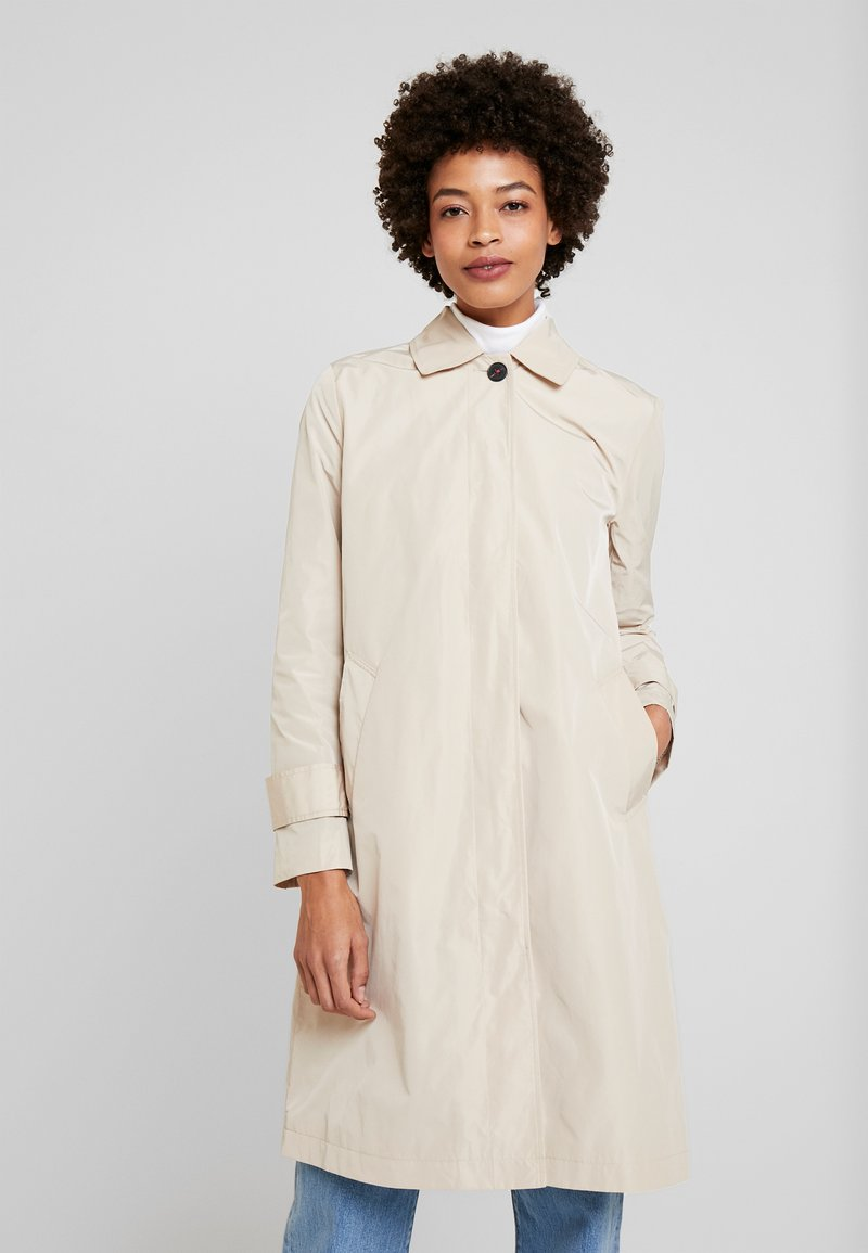 Tommy Hilfiger - MOLLY - Trenchcoat - stone