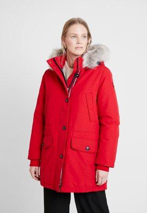 NOVA AUTHENTIC INSULATION - Winter coat - haute red