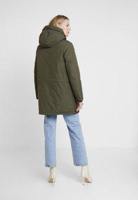 Tommy Hilfiger - NOVA AUTHENTIC INSULATION - Winter coat - grape leaf - 4