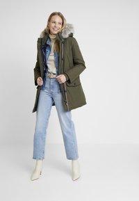 Tommy Hilfiger - NOVA AUTHENTIC INSULATION - Winter coat - grape leaf - 1