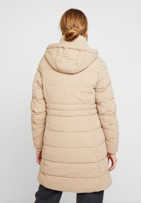 Tommy Hilfiger - NEW TYRA STRETCH INSULATION COAT - Winterjas - medium taupe - 3