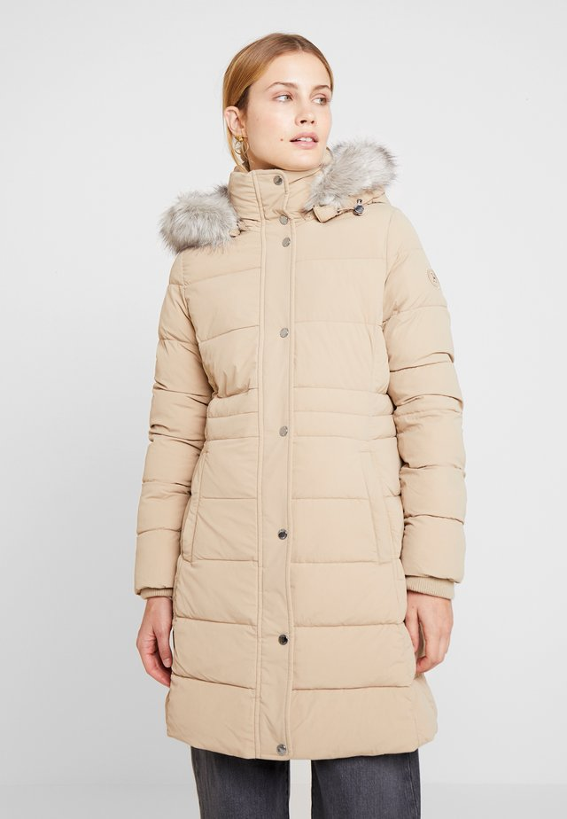 NEW TYRA STRETCH INSULATION COAT - Abrigo de invierno - medium taupe