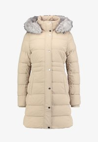 Tommy Hilfiger - NEW TYRA STRETCH INSULATION COAT - Winterjas - medium taupe - 6