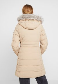 Tommy Hilfiger - NEW TYRA STRETCH INSULATION COAT - Winterjas - medium taupe - 2