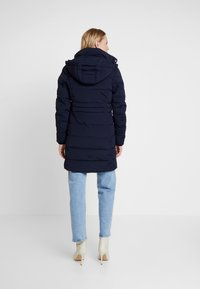 Tommy Hilfiger - NEW TYRA STRETCH INSULATION COAT - Winter coat - sky captain - 3