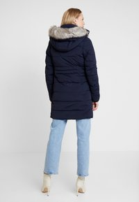 Tommy Hilfiger - NEW TYRA STRETCH INSULATION COAT - Winter coat - sky captain - 2