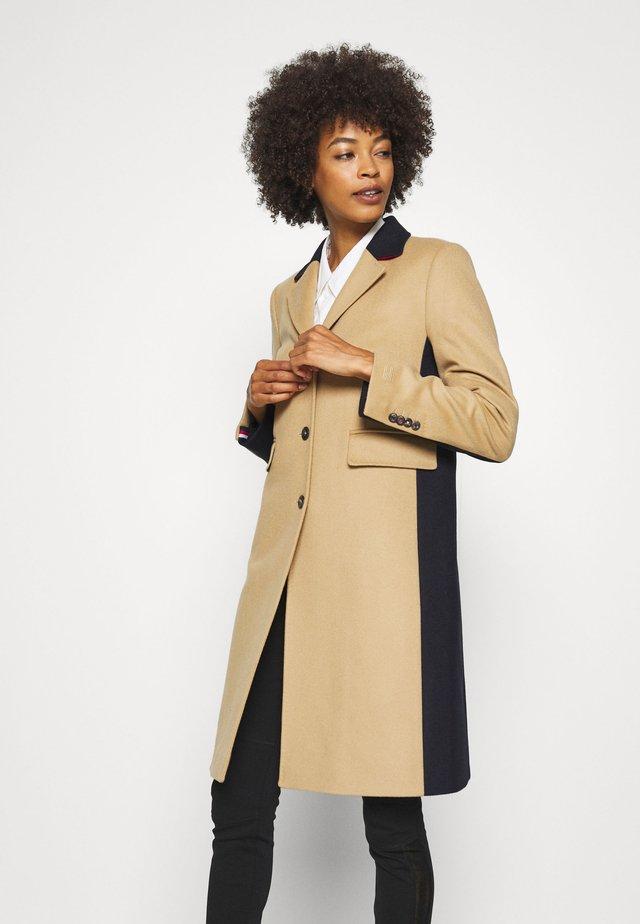ICON CLASSIC COAT - Manteau classique - classic khaki