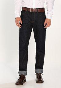 Tommy Hilfiger - MERCER - Straight leg jeans - vintage blue - 0