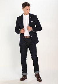 Tommy Hilfiger - MERCER - Straight leg jeans - vintage blue - 1