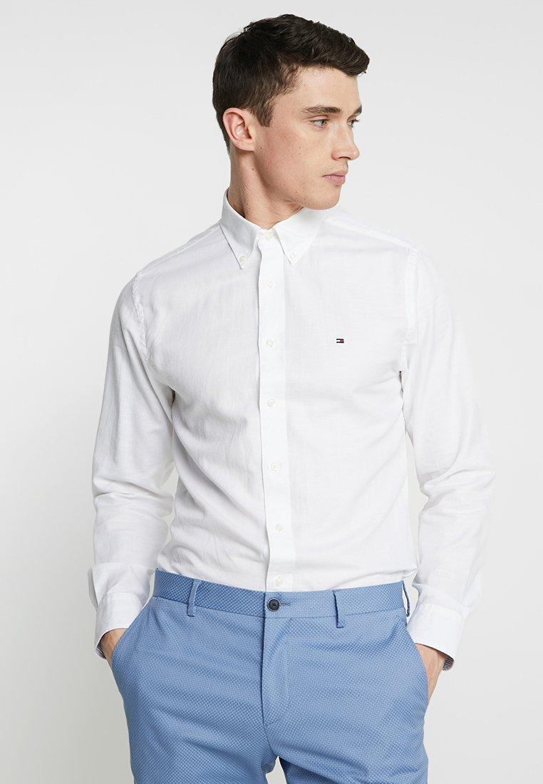 Tommy Hilfiger - DOBBY - Shirt - white