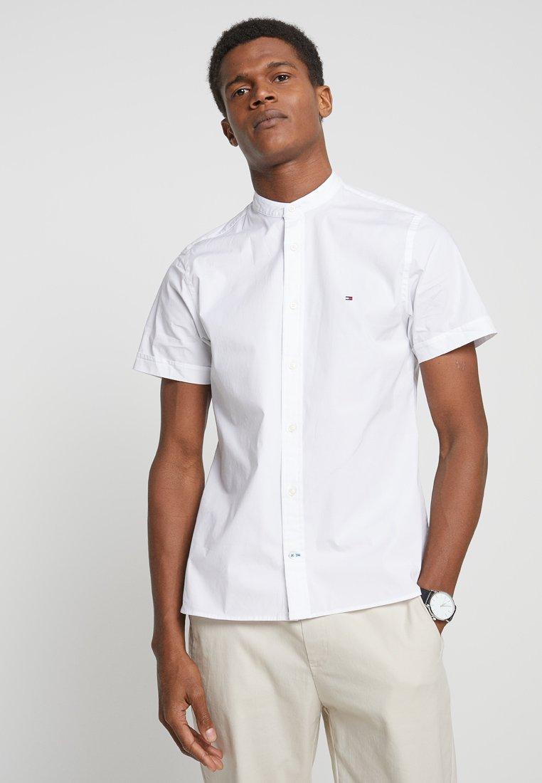 Tommy Hilfiger - SLIM STRETCH - Camisa - white