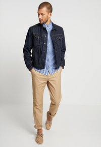 Tommy Hilfiger - CLASSIC GINGHAM SHIRT  - Camicia - blue - 1