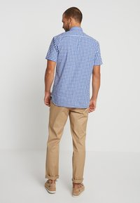 Tommy Hilfiger - CLASSIC GINGHAM SHIRT  - Camicia - blue - 3