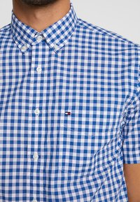 Tommy Hilfiger - CLASSIC GINGHAM SHIRT  - Camicia - blue - 5