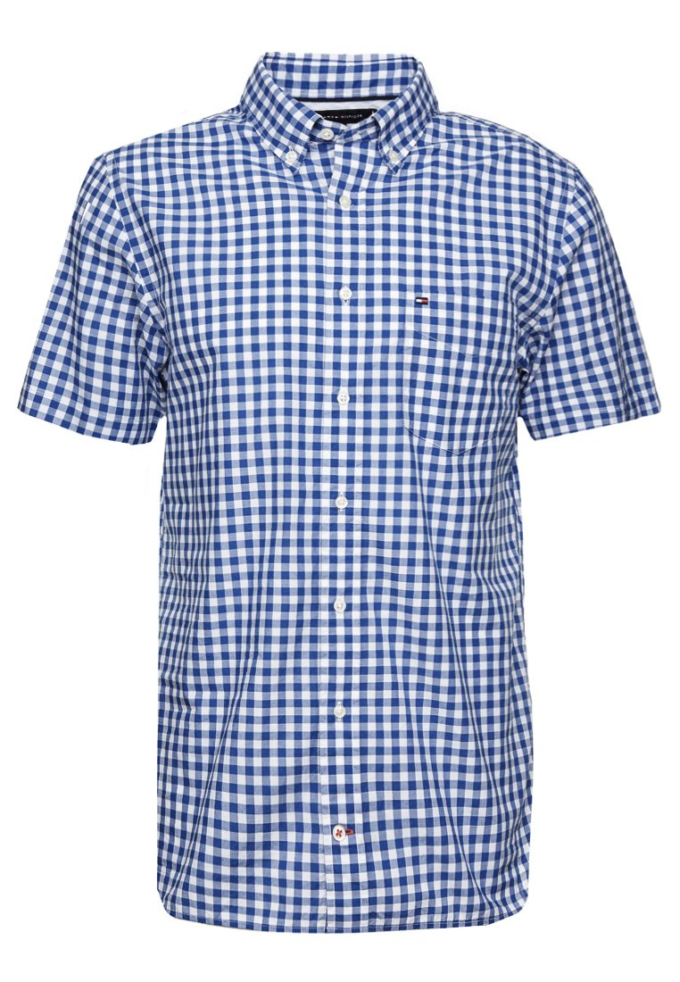 Tommy Hilfiger - CLASSIC GINGHAM SHIRT  - Hemd - blue