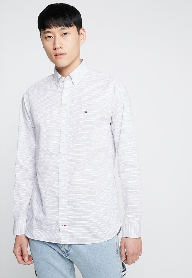 Shirt - white/dark blue