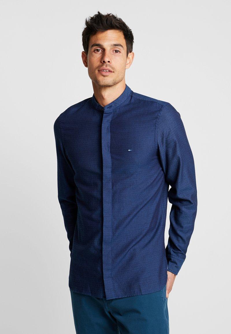 Tommy Hilfiger - SLIM FIT - Shirt - blue