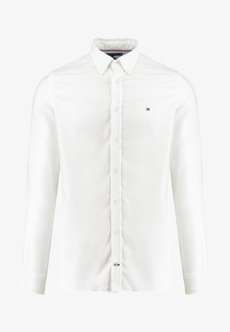 Tommy Hilfiger - ESSENTIAL DOBBY - Businesshemd - white
