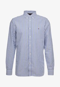 Tommy Hilfiger - SLIM TEXTURED  - Skjorta - blue - 4