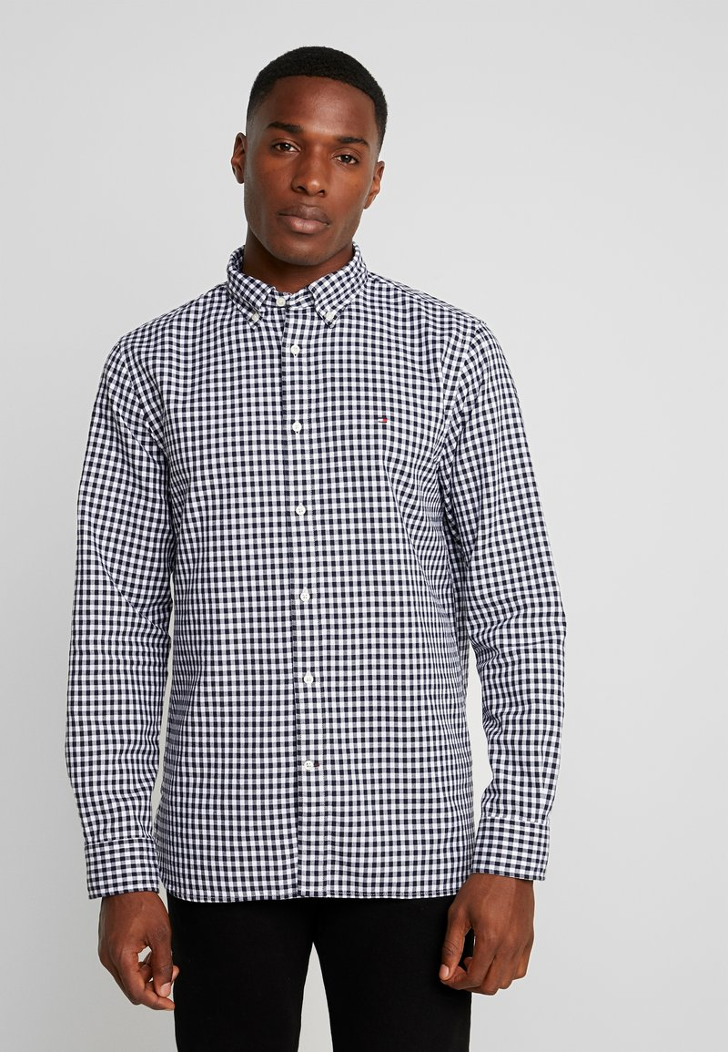 Tommy Hilfiger - CLASSIC GINGHAM - Camisa - blue