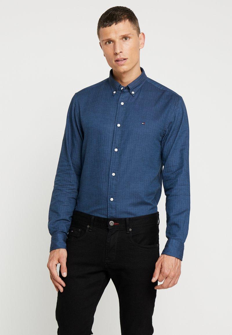 Tommy Hilfiger - BASIC - Košile - blue