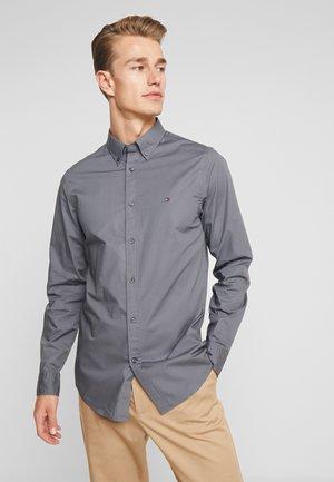 SLIM STRETCH SHIRT - Camicia - grey