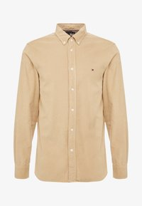Tommy Hilfiger - GARMENT DYED - Shirt - beige - 3