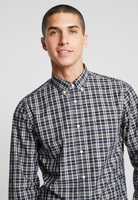 Tommy Hilfiger - HEATHER WINDOWPANE SHIRT - Camicia - blue - 4