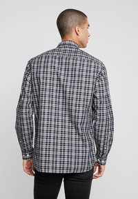 Tommy Hilfiger - HEATHER WINDOWPANE SHIRT - Camicia - blue - 2