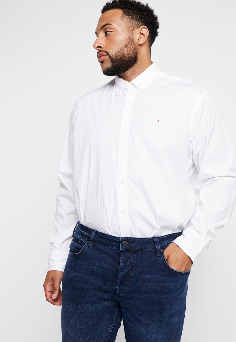Tommy Hilfiger - STRETCH - Hemd - white