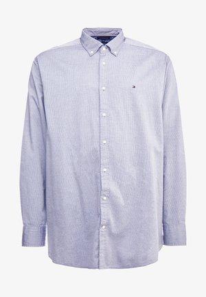 FLEX DOBBY SHIRT REGULAR FIT - Shirt - blue