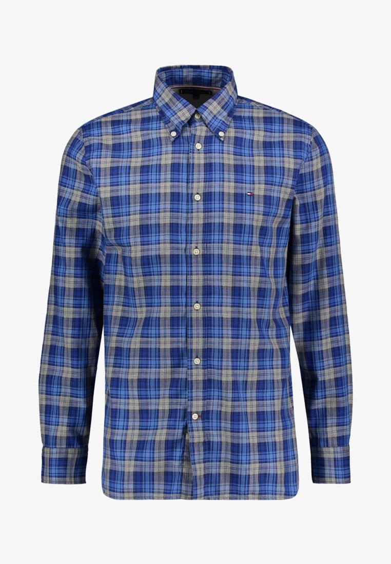 Tommy Hilfiger - Hemd - blue