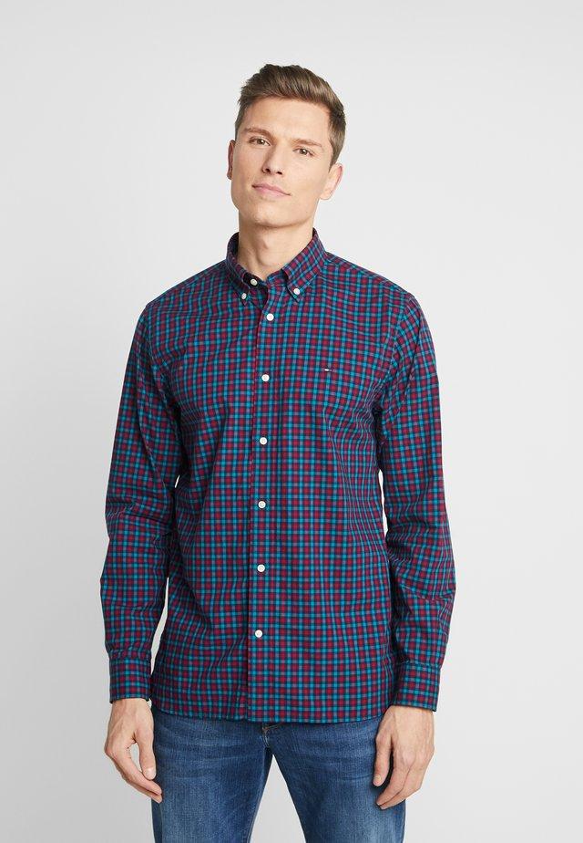 FLEX MULTI GINGHAM  - Shirt - dark blue/multi-coloured