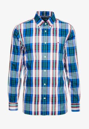 LARGE SHADOW CHECK  - Skjorte - blue