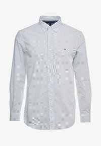 Tommy Hilfiger - DOT REGULAR FIT - Overhemd - white - 4
