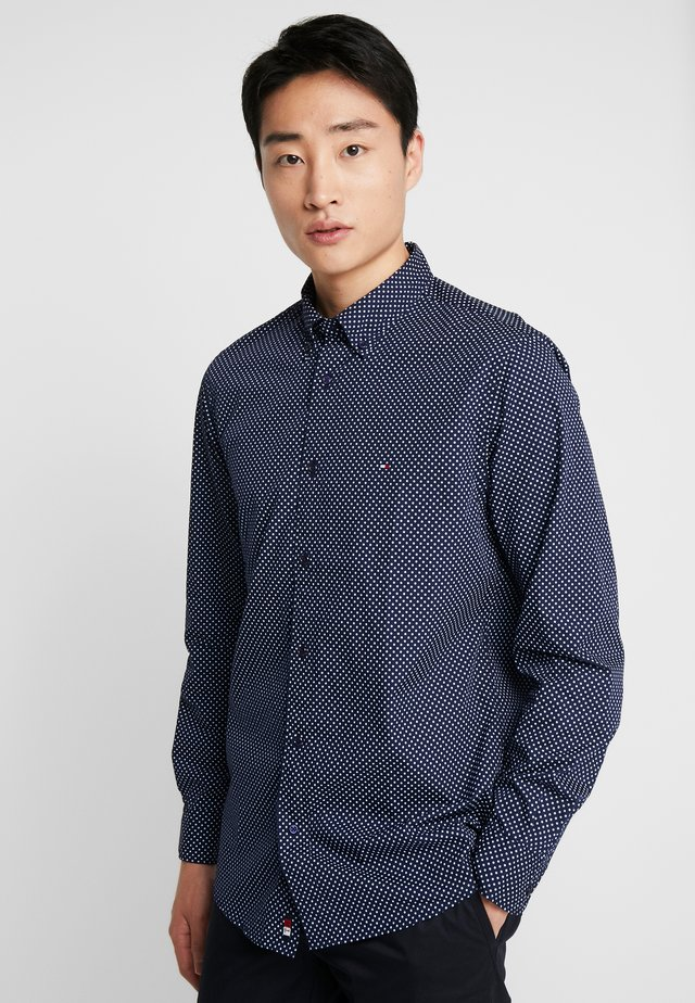DOT REGULAR FIT - Overhemd - blue