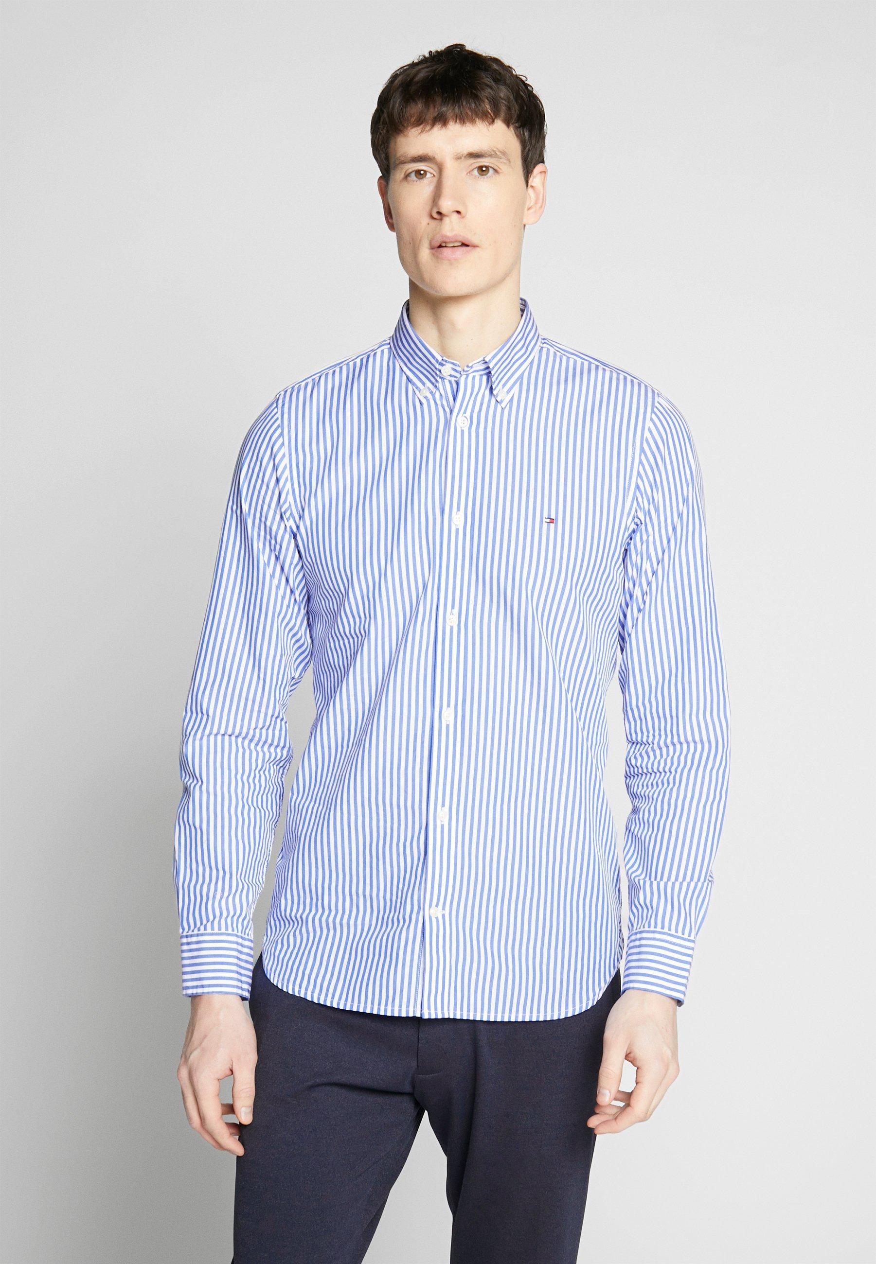 Tommy Hilfiger HYPER CLASSIC STRIPE SHIRT - Koszula - blue