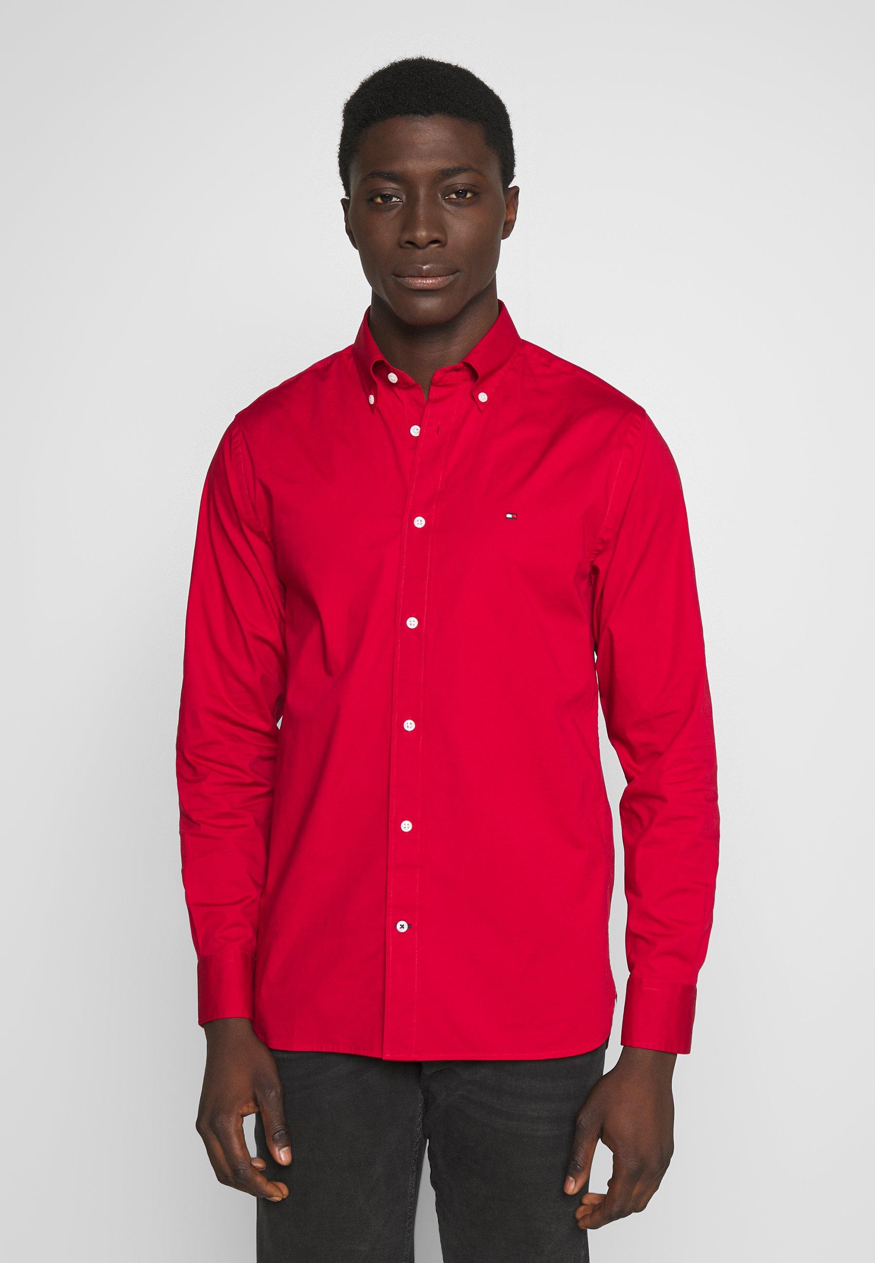 Tommy Hilfiger Koszula - red
